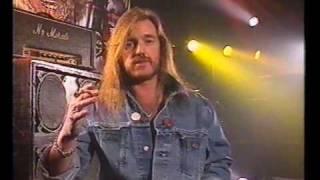 Motörhead on Rapido (BBC 2, March 3, 1991)