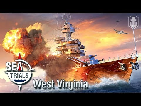 Live Stream: Sea Trials: West Virginia
