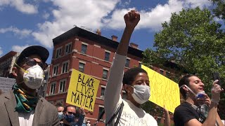 'Shut It Down!' Inside a Black Lives Matter Protest in NYC