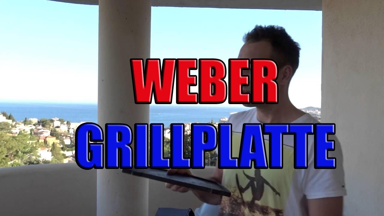 Weber Elektrogrill Grillplatte : Weber grillplatte vorteile frühstück vom grill weber q