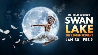 Matthew Bourne's Swan Lake returns to New York City Center