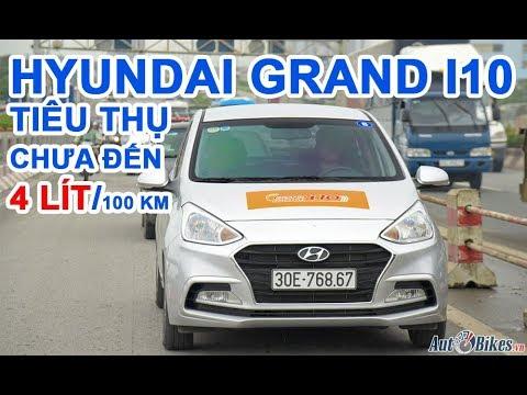 Sự Thật Hyundai Grand I10 ăn Xăng Như Ngửi: 3,8 Lít/100 Km
