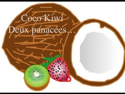 Coco & Kiwi , mes deux panacées . Terra Incognita 6éme jour- www.regenere.org