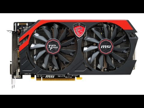 MSI AMD/ATI RADEON R9 270X Gaming Best price in India is Rs  41153