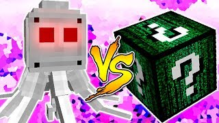 LULA ROBÔ VS. LUCKY BLOCK NERD (MINECRAFT LUCKY BLOCK CHALLENGE)