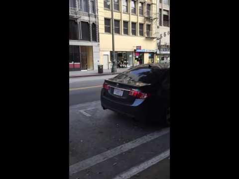 Broadway downtown LA