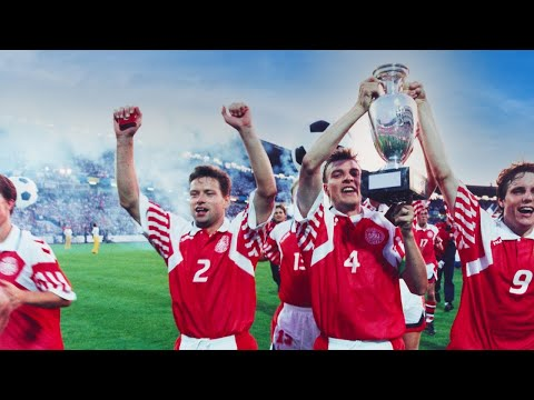 Denmark ● Road To Victory - EURO 1992