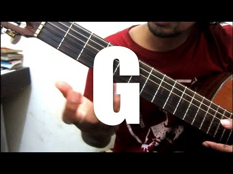 Chord G - Belajar Kunci Gitar