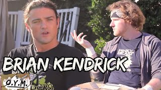BRIAN KENDRICK Shoot Interview | On Your Mark - Episode 4