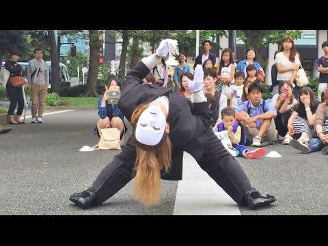 KERAさんのダンスパフォーマンス