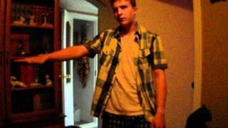 Обучение DUBSTEP DANCE: Урок№1 - волна рукой | Mr. Wave