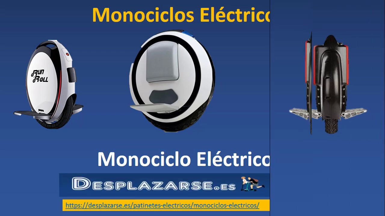 Monociclos Electricos Análisis Review Opiniones Precios Youtube