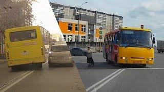 Нарушения водителей маршруток в Екатеринбурге в 2016 году