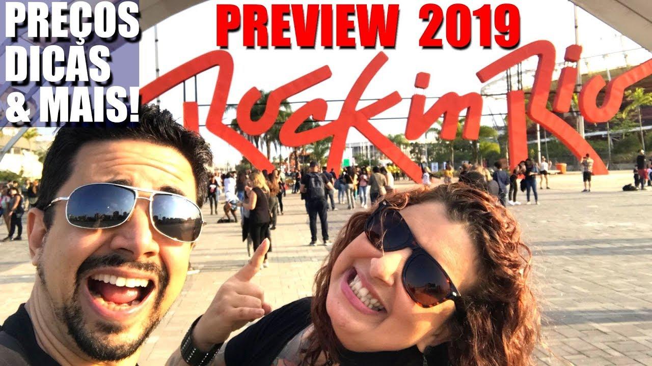 Confira o Preview do ROCK IN RIO 2019! – Preços, dicas e mais!