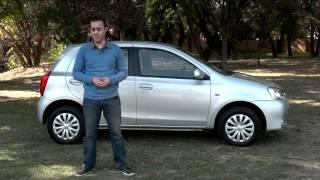 RPM TV - Episode 202 - Toyota Etios 1.5 SD Xs