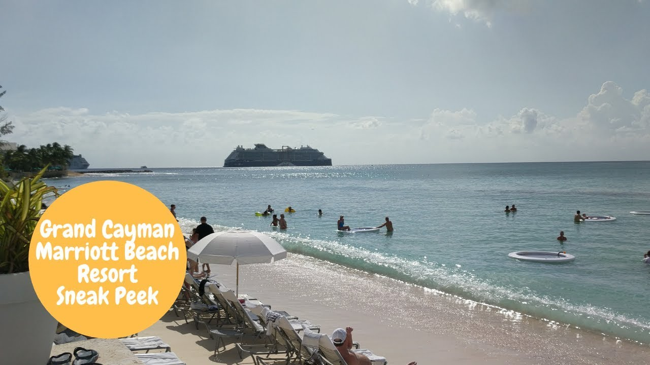 Grand Cayman Marriott Beach Resort Aka
