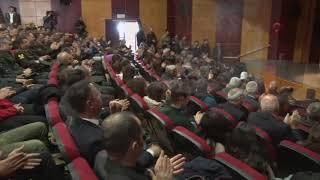 Tunceli'de 18 Mart Şehitleri Anma Günü ve Çanakkale Zaferi'nin 104. Yıldönümü Programı