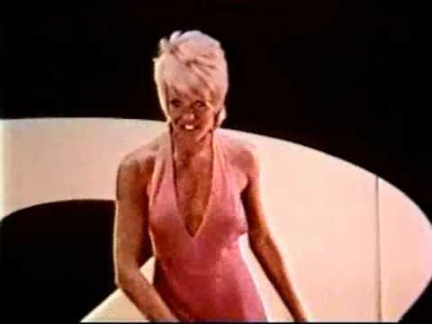 1970's Sexy Joey Heatherton Serta TV Commercial