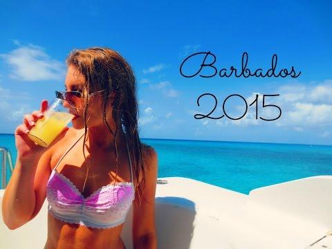 Vacation Vlog | BARBADOS 2015