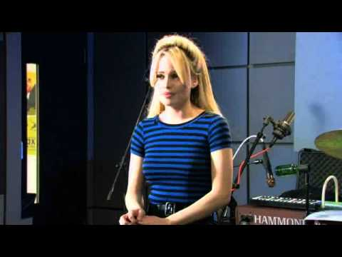 Duffy -Interview part 1 (Last.fm Sessions)