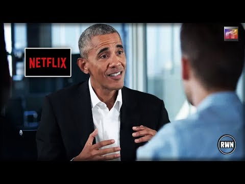 Real Reason For The Obama's Multi-Year 'Project' With Netflix Is Far Worse Than Anyone Thought