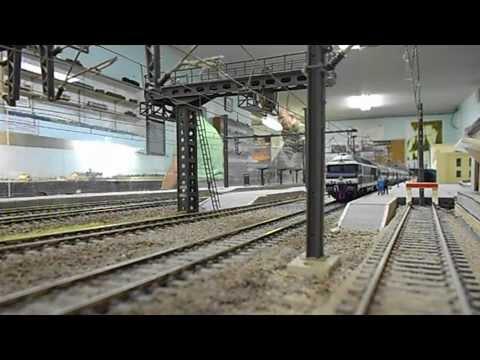 Départ d'un train céréalier en gare de Caen [RMC14]