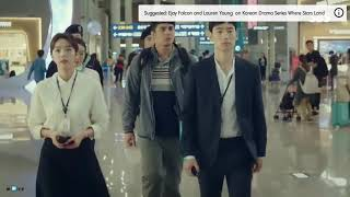 """Ejay Falcon & Lauren Young stars in SBS K-Drama """"Where Stars Land"""" Episode 7"""