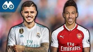 Top 5 OUTRAGEOUS Transfers That Could Happen   Scout Report