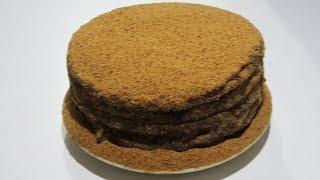 Торт рыжик.  Вкусный рецепт торта рыжик! Классический медовик  Svetlana Müller olya grace