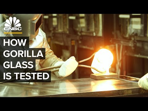 How Corning's New Gorilla Glass 6 Is Made | CNBC