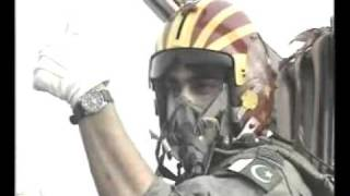 Hawa Ka Sipahi hoon - Najam Shiraz - Pakistan Air Force Song