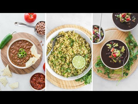 Easy Vegan Instant Pot Recipes (Budget-Friendly)