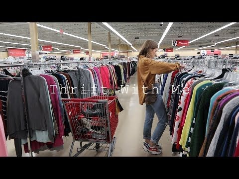 THRIFT WITH ME | Ariana LaMotte thumbnail