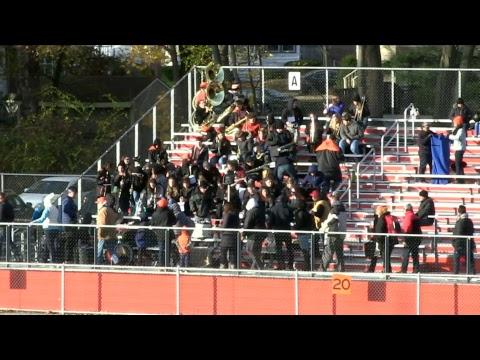Lynn Classsical vs Beverly High School Football 11/10/18