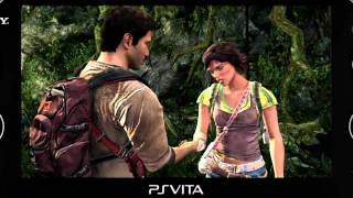 Uncharted: Golden Abyss 'GamesCom 2011 Trailer' TRUE-HD QUALITY