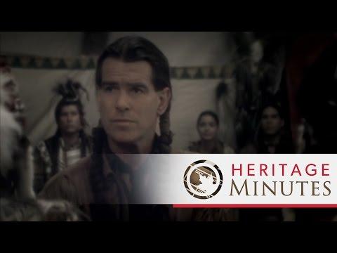 Heritage Minutes: Grey Owl