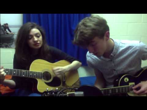 Anyone Else But You - The Moldy Peaches (Cover) - Thomas & Laura
