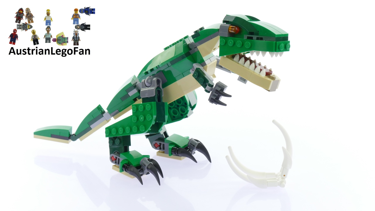 "LEGO 31058 /""Mighty Dinosaurs/"" Building Toy"