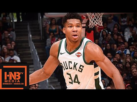 Milwaukee Bucks vs LA Clippers Full Game Highlights | 11.10.2018, NBA Season