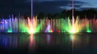 Край мій рідний край фонтан Вінниця