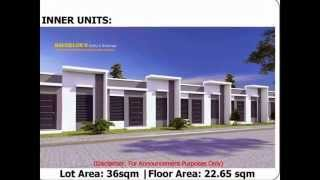 For Sale 1-Storey Townhouse in Balamban Cebu php400,000 only