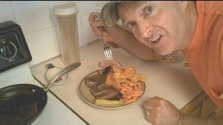 Venison Backstrap - Pan Fried Quick & Easy