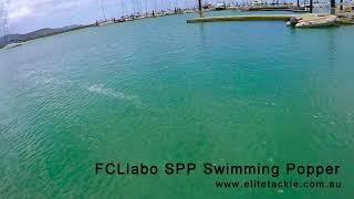 Elite Tackle presents the FCL Labo SPP Swimming Popper