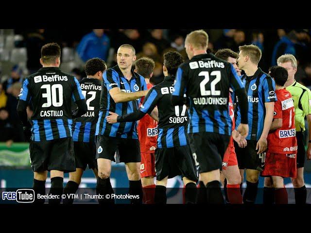2013-2014 - Jupiler Pro League - 26. Club Brugge - KV Kortrijk 3-1