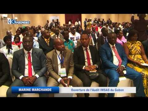 MARINE MARCHANDE: Ouverture de l'Audit IMSAS du Gabon