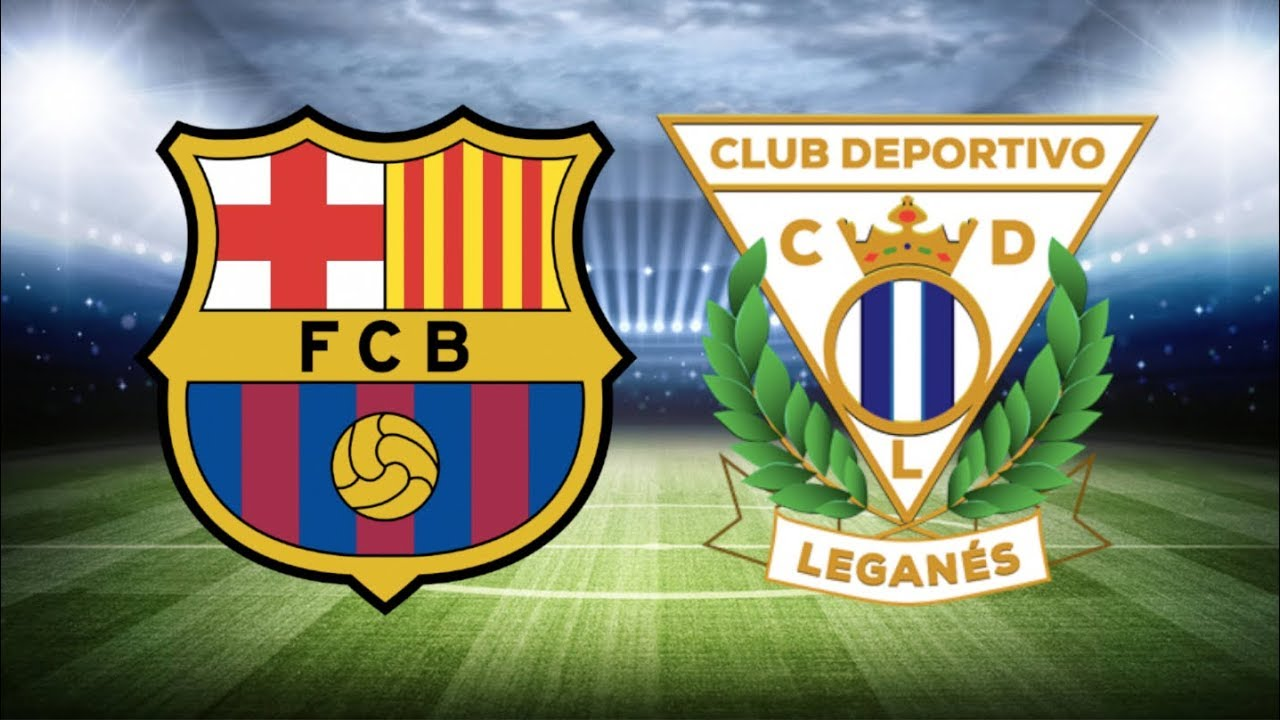 Barcelona vs Leganes LIVE: LaLiga commentary stream, team news, line-ups, TV ...