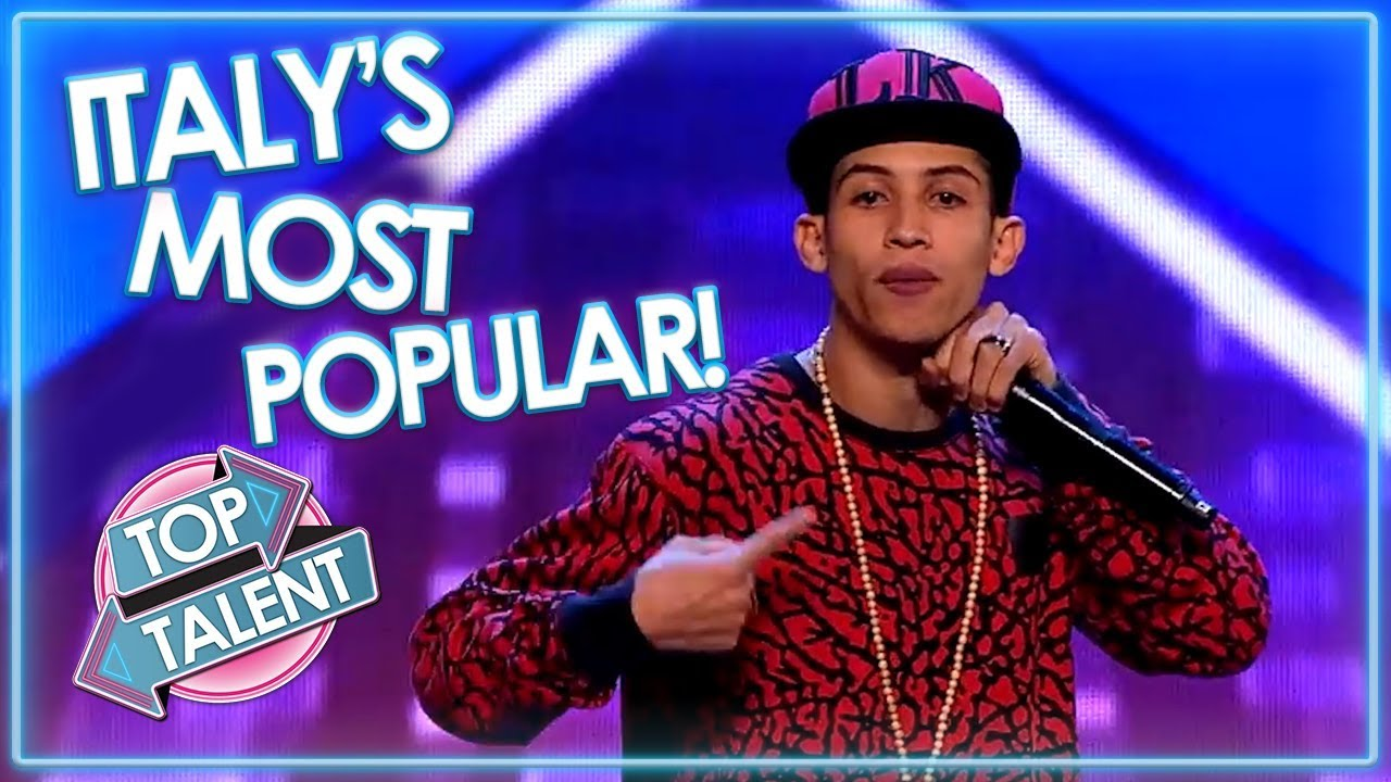 ITALY'S MOST POPULAR On Got Talent! | Top Talent