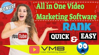 How To Rank YouTube Videos FAST - Video Marketing Blaster Pro …