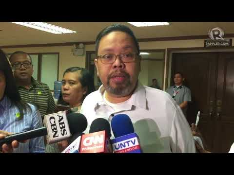 Comelec Commissioner Lim named acting poll chief