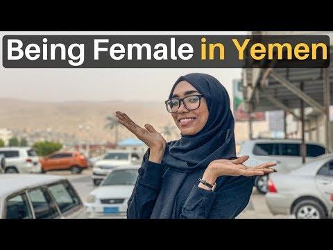 Being Female in Yemen thumbnail